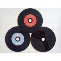 Buy cheap OEM Professional 650MB, 700MB Black Vinyl PC VCD 52X CD Replication Services from wholesalers