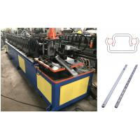 Buy cheap Ball Bearing Drawer Slide Roll Forming Machine With High Production Efficiency from wholesalers