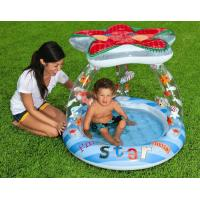 Buy cheap Durable Portable Kids Inflatable Family Pool , Baby Swimming Pools from wholesalers