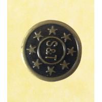 Buy cheap 2014 fancy metal button for garments jeans from wholesalers