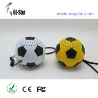 Buy cheap Portable Football Blutooth speaker product