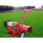 Buy cheap Petrol Garden tiller Rear tine Garden cultivator with adjustable tilling wisth from wholesalers