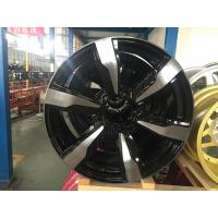Buy cheap PCD 6x139.7 20'' Customized Car Alloys Wheels / Aluminum Wheels For Cars , Six Hole from wholesalers