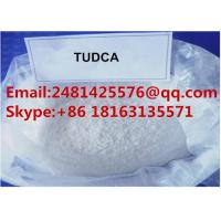 Buy cheap Tudca Tauroursodeoxycholic Acid Weight Loss Steroids Powder CAS 14605-22-2 from wholesalers