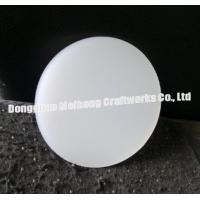 Buy cheap double side frosted 2mm thick acrylic Diffuser plate for LED panel lights from wholesalers