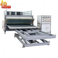 Buy cheap Fangding autoclave free EVA glass laminating machine with CE Certificate from wholesalers