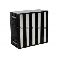 Buy cheap Electrostatic Hepa Box Air Filter Air Purifier , High Capacity Air Dust Filter product