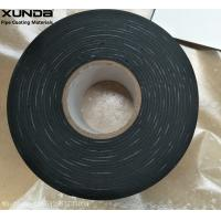 Buy cheap Black / Yellow Steel Pipes Coating Materials , Pipe Wrapping Coating Material product