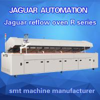 Buy cheap Hot air lead free reflow oven / led reflow solder / smt machine from wholesalers