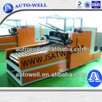 Buy cheap kitchen disposable aluminum foil rewinding machine with CE from wholesalers