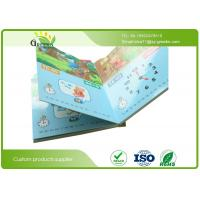 Buy cheap Case bound binding Art Paper Environmental Ink Printing Board Books for Babies / Children from wholesalers