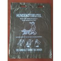 Buy cheap Colored Eco Friendly Dog Poop Bags Recyclable With Customized Printing from wholesalers