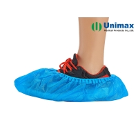 Buy cheap Dust Proof Unimax Medical Shoe Cover 40gsm from wholesalers
