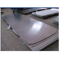 Buy cheap Good Thermal Properties Ams 4911 Titanium Alloy Sheet from wholesalers