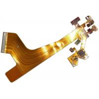 Buy cheap FR4 Single Side Stiffener Flexible Printed Circuit Board With Lead Free Finishing from wholesalers