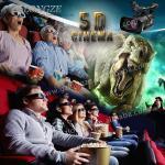 Buy cheap Yamaha / JBI Electric 5D Movie Theater Smoke / Leg Sweep 120 - 150 Inch from wholesalers