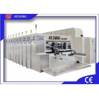Buy cheap 6 Color Hd Flexo Printing Slotting Machine from wholesalers
