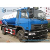 Buy cheap High Capacity 4 By 2 10M3 10000L Diesel Vacuum Tank Truck 90Km/h from wholesalers