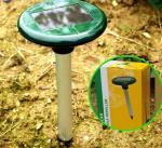 Buy cheap Outside Solar pest Ultrasonic Rat Repellent rat rodent mole snake repeller from wholesalers