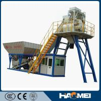 Buy cheap CE certification! Best Quality Low Price Maintenance Of YHZS75 mobile ready mix concrete plant from wholesalers