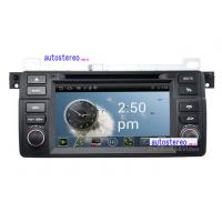 Buy cheap Android 4.0 Autoradio for BMW 3 Series E46 M3 GPS Sat Nav DVD Player Stereo WiFi Android Car Sat Nav from wholesalers