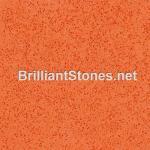 Buy cheap Orange Red Quartz Stone, Model 8029 Lucky Orange, Belongs Artificial Stone, Various Sizes from wholesalers