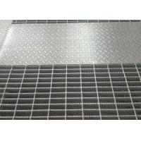 Buy cheap Galvanised Steel Grating For Walking Platform ISO9001 Certification from wholesalers