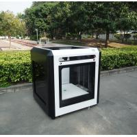 China Industrial Large 3D Printing Machine 750 * 750 * 750mm With Smart Touch Screen on sale