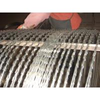 Buy cheap Spiral Razor Barbed Wire Vinyl Coated Hot-Dipped Galvanized Wire Mesh from wholesalers