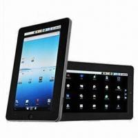 Buy cheap Tablet PCs, 10.2-inch ZT-180 Dual Core 1G/MHz 512MB/4GB MID Google's Android 2.2 Touchpad product