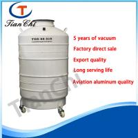 Buy cheap Liquid nitrogen biological sample cryogenic transport tank 60L dewar flask manufacturers from wholesalers