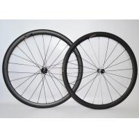 Buy cheap T700 38mm DT350S Carbon Road Bike Wheels Aluminium Nipples With Sapim CX Ray Spokes from wholesalers