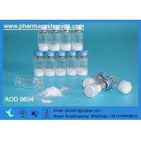 Buy cheap Highly Refined Aod9604 Injectable Steroids for Appearance Perfection / CAS 221231-10-3 from wholesalers