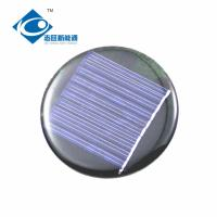 Buy cheap 5V 0.25W Epoxy Resin Solar Panel ZW-R58 risen energy solar panels or solar powered windmill display from wholesalers