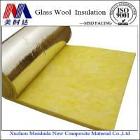 Buy cheap Heat Insulation Facing Glass Wool Alu Foil from wholesalers