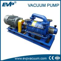 Buy cheap 2SK series electric double stage water ring vacuum pumps product