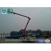 Buy cheap Hydraulic Telescopic Aerial Work Platform Truck 2 Boom Section  RHD from wholesalers