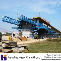 Buy cheap 1000 ton underslung movable scaffolding system crane cast in situ from wholesalers