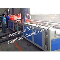 Buy cheap plastic PVC hollow roof tile/roofing sheet roofing panel extrusion machine equipment product