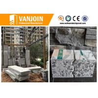 Buy cheap Expandable EPS Polystyrene Concrete Wall Panels For Prefab House from wholesalers