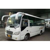 Buy cheap Dongfeng 19 Seats Used Mini Bus 162KW Manual Diesel Euro III Emission Standard from wholesalers