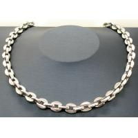 Buy cheap vogue  fashion necklace made of titanium or stainless steel SN-084S from wholesalers