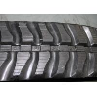 Buy cheap Yanmar B17.3 Sv17 Excavator Rubber Tracks 230 * 72mm For Construction Machinery from wholesalers