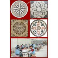 Buy cheap Marble Mosaic Pattern/ Medallion/ mural from wholesalers