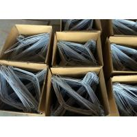 Buy cheap Durable Material Powder Coating Hangers Galvanized And Powder Coated Surface from wholesalers