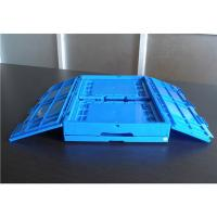 Buy cheap Recyclable Logistic Plastic Attached Lid Containers For Transporting from wholesalers