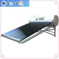 Buy cheap 2013 hot sell Evacuated tube Compact non-pressure solar water heater for home use ( Manufacture ) from wholesalers