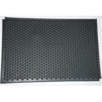 Buy cheap Black Anti Static Rubber Floor Mats , Customized Anti Static Grounding Mat from wholesalers