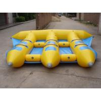 Buy cheap Water Inflatable Toy Boat , PVC Tarpaulin Inflatable Flying Fish Boat for Summer from wholesalers
