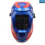 Buy cheap DABU Solar Powered Welding Helmet Auto Darkening Professional Welding Hood Wide Lens Custom Welding Mask Graphics from wholesalers